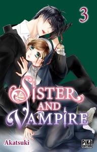 Sister and Vampire T03 - Akatsuki pdf download