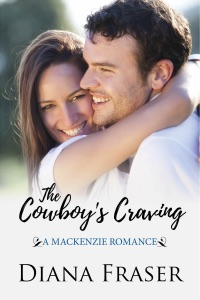 The Cowboy's Craving (Book 4, The Mackenzies--Morgan) - Diana Fraser pdf download