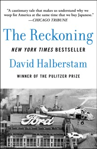 The Reckoning - David Halberstam pdf download