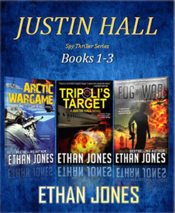 Justin Hall Spy Thriller Series - Books 1-3 - Ethan Jones pdf download