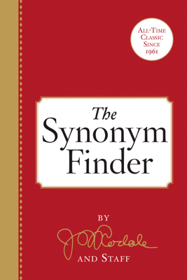 The Synonym Finder - J. I. Rodale