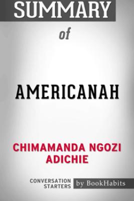 Summary of Americanah: A Novel by Chimamanda Ngozi Adichie  Conversation Starters - Book Habits