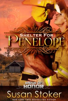 Shelter for Penelope - Susan Stoker