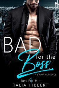 Bad for the Boss - Talia Hibbert pdf download