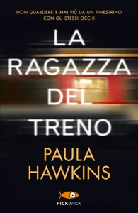 La ragazza del treno - Paula Hawkins pdf download