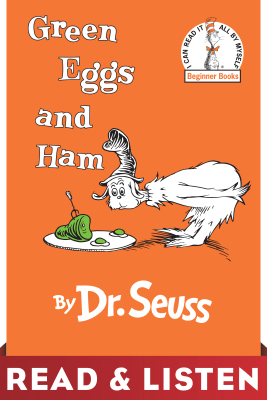 Green Eggs and Ham: Read & Listen Edition - Dr. Seuss