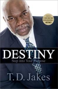 Destiny - T.D. Jakes pdf download