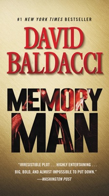 Memory Man - David Baldacci pdf download