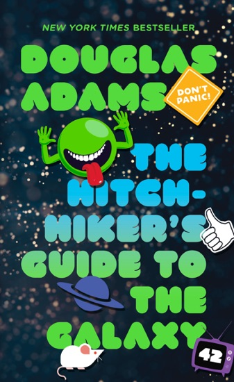 The Hitchhiker's Guide to the Galaxy by Douglas Adams pdf download