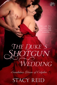 The Duke's Shotgun Wedding - Stacy Reid pdf download