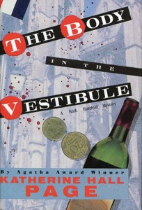 The Body in the Vestibule - Katherine Hall Page pdf download