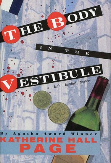 The Body in the Vestibule by Katherine Hall Page PDF Download