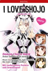 I love Shojo Magazin #10 - Arina Tanemura, Kozue Chiba, Yuki Shiraishi, Mai Ando & Moe Yukimaru pdf download