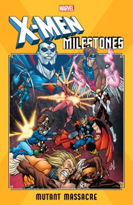 X-Men Milestones - Chris Claremont, Louise Simonson, Walt Simonson & Ann Nocenti pdf download