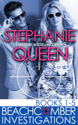 Beachcomber Investigations: Books 1-5 - Stephanie Queen pdf download