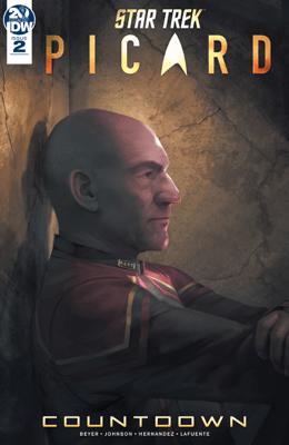 Star Trek: Picard—Countdown #2 - Kirsten Beyer, Mike Johnson & Angel Hernandez pdf download