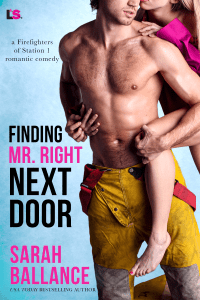 Finding Mr. Right Next Door - Sarah Ballance pdf download