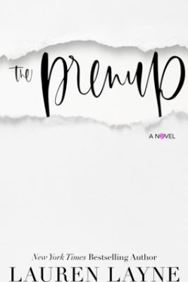 The Prenup - Lauren Layne