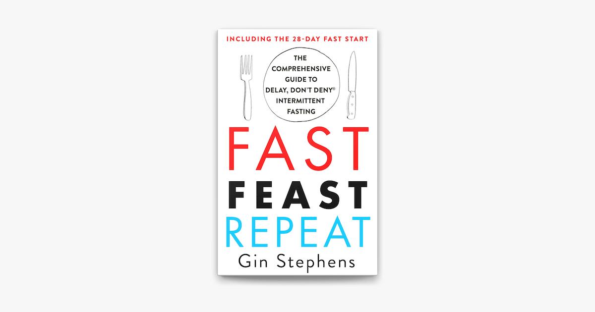 Fast. Feast. Repeat. on Apple Books