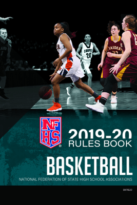 2019-20 NFHS Basketball Rule Book - NFHS