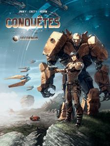 Conquêtes T03 - Nicolas Jarry & Stéphane Créty pdf download