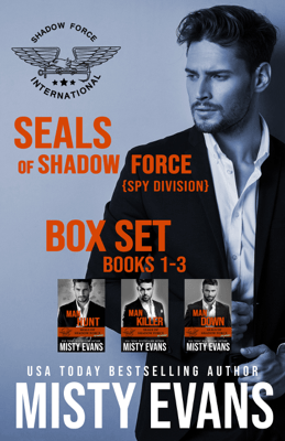 SEALs of Shadow Force: Spy Division Box Set - Misty Evans pdf download