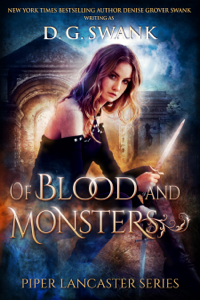 Of Blood and Monsters - D.G. Swank pdf download