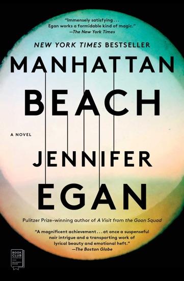 Manhattan Beach by Jennifer Egan pdf download