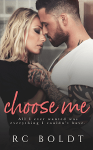 Choose Me - RC Boldt pdf download