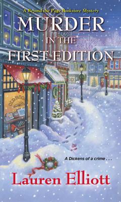 Murder in the First Edition - Lauren Elliott pdf download
