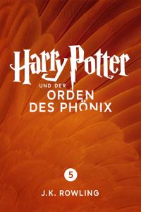 Harry Potter und der Orden des Phönix (Enhanced Edition) - J.K. Rowling & Klaus Fritz pdf download