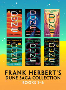 Frank Herbert's Dune Saga Collection: Books 1 - 6 - Frank Herbert pdf download
