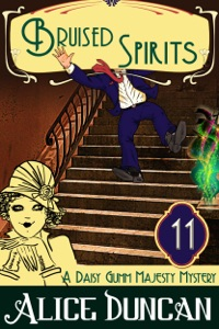 Bruised Spirits (A Daisy Gumm Majesty Mystery, Book 11) - Alice Duncan pdf download