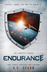 Endurance: The Complete Series - A. C. Spahn pdf download
