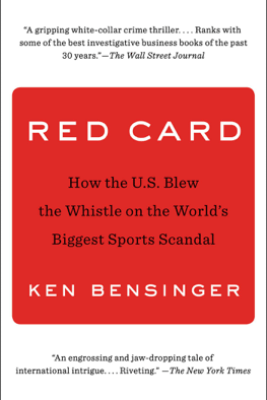 Red Card - Ken Bensinger