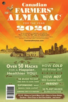 Canadian Farmers' Almanac 2020 - Geiger, Peter