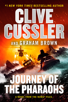 Journey of the Pharaohs - Clive Cussler & Graham Brown