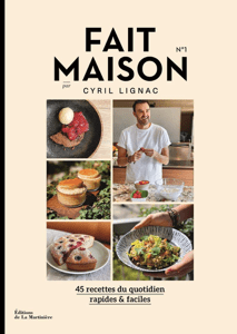 Fait maison n°1 - Cyril Lignac pdf download