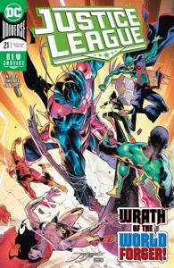 Justice League (2018-) #21 - Jorge Jimenez & Scott Snyder pdf download