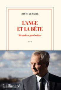 L'ange et la bête - Bruno Le Maire pdf download