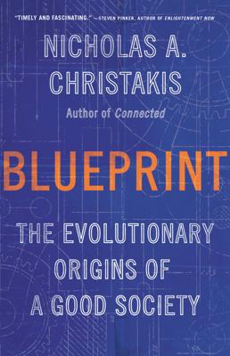 Blueprint - Nicholas A. Christakis pdf download