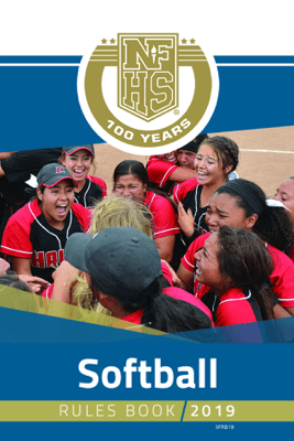 2019 Softball Rules Book - NFHS