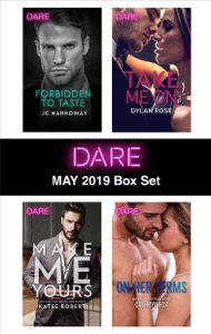 Harlequin Dare May 2019 Box Set - JC Harroway, Katee Robert, Dylan Rose & Cathryn Fox pdf download
