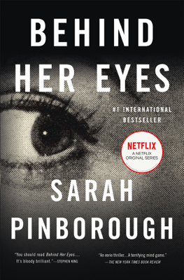 Behind Her Eyes - Sarah Pinborough pdf download