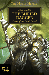 Book 54: The Buried Dagger - James Swallow pdf download