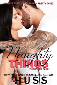 Naughty Things - J. A. Huss pdf download
