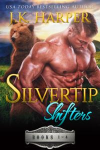 Silvertip Shifters Books 1-4 - J.K. Harper pdf download