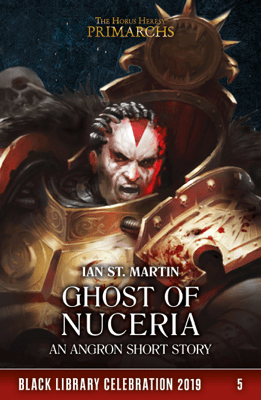 Ghost of Nuceria - Ian St Martin pdf download