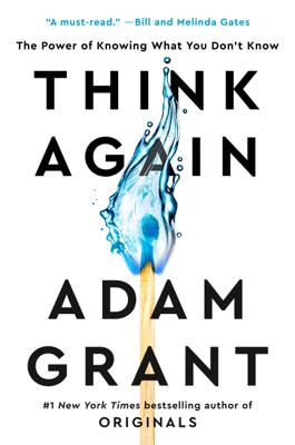 Think Again - Adam Grant pdf download
