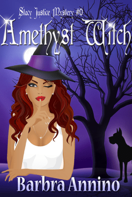 Amethyst Witch - Barbra Annino